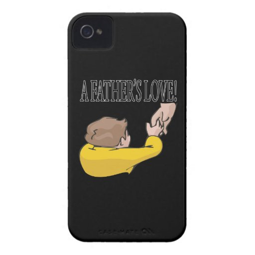 A Fathers Love iPhone 4 Cases