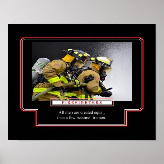 A Few Become Firemen Poster