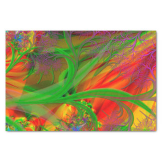 A Field of Wild Flowers Tissue Paper