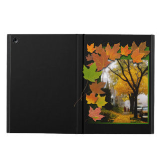 A Fine Autumn Day iPad Air Cover