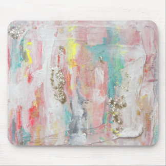 A Fine Day - Abstract Painting Mouse Pad