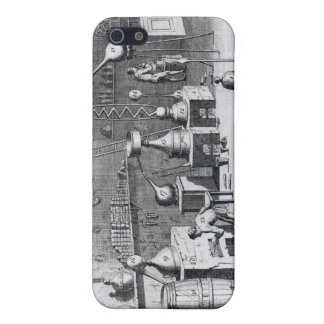 A first view of Practical Chemistry iPhone 5 Covers