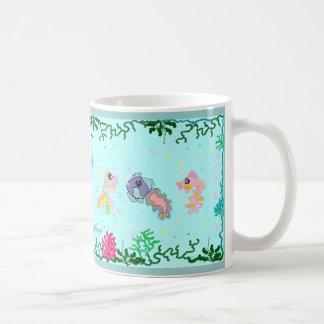 A Fish Family Mug