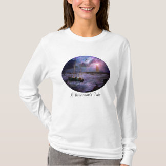 A Fisherman's Tale - Oval T-Shirt