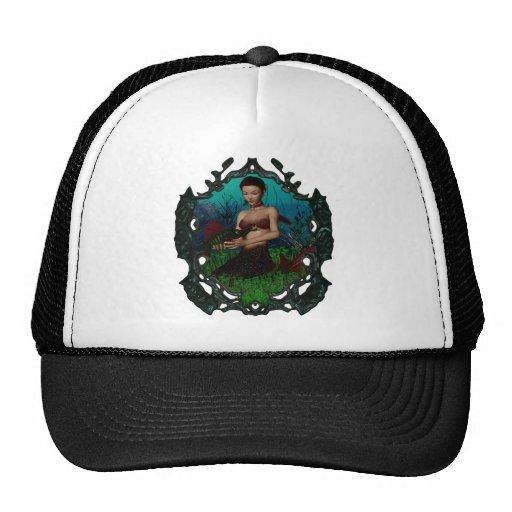 A Fishy Friend Mesh Hats