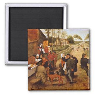 A Flemish Kermesse Magnet
