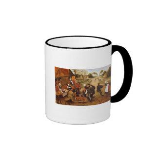 A Flemish Kermesse Ringer Mug