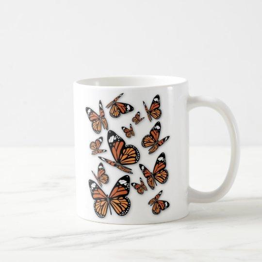 A Flight of Butterflies Coffee Mug