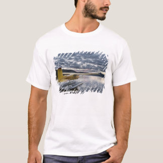 A floatplane in scenic Takahula Lake 2 T-Shirt