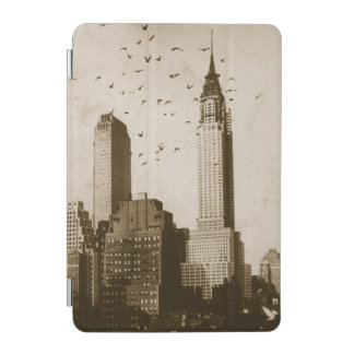 A flock of birds flying iPad mini cover