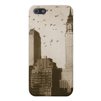 A flock of birds flying iPhone 5 cases