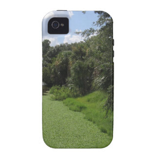 A Florida Waterway Vibe iPhone 4 Cases