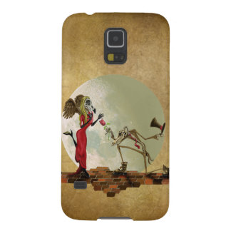 A flower for m'lady galaxy s5 cover