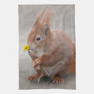 A Flower for You Kitchen Towel