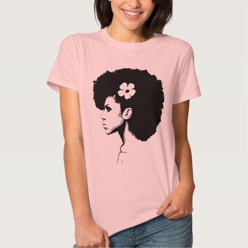 A Flower T-shirt