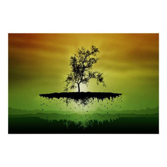 A Flying Tree 3 Poster