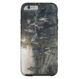 A Foraging Party Returning to Camp (oil on canvas) Tough iPhone 6 Case