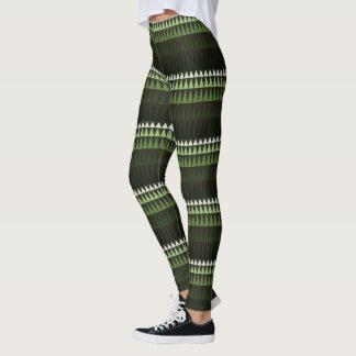 A Forest Pattern Leggings