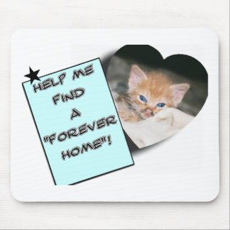 A Forever Home... Mouse Pad