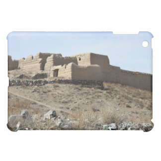 A fortified compound in the village of Akbar Kh iPad Mini Cover
