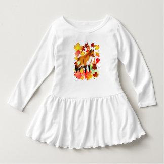 A FOX in FALL Dress