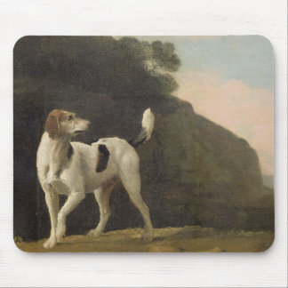 A Foxhound, c.1760 (oil on paper laid on board) Mouse Mat