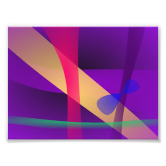 A Free Purple Abstract Space Photo Art