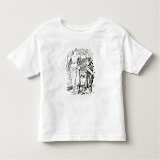 A French Lesson', cartoon from 'Punch' Toddler T-Shirt