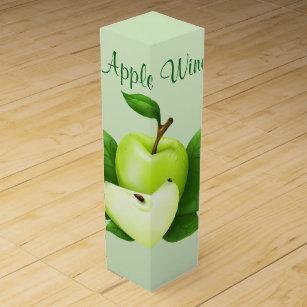 A Fresh Apple Wine Box