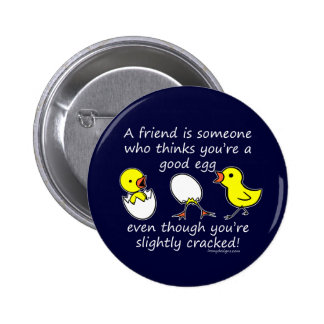 A friend is someone pins