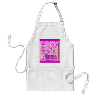 A Friend Loves At All Times.  Prov... - Customized Standard Apron