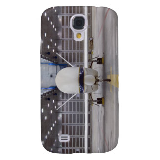 A front view of a Global Hawk unmanned aircraft Galaxy S4 Case