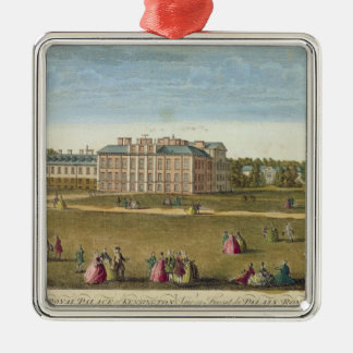 A Front View of the Royal Palace of Kensington Christmas Ornament