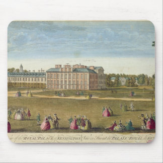 A Front View of the Royal Palace of Kensington Mouse Mat