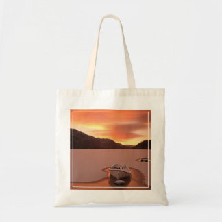 A Frozen Loch   Ruthven, Uk Tote Bag