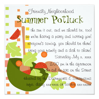 A fun and delicious salad card