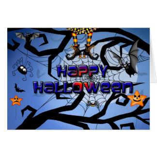 A Fun Happy Halloween card
