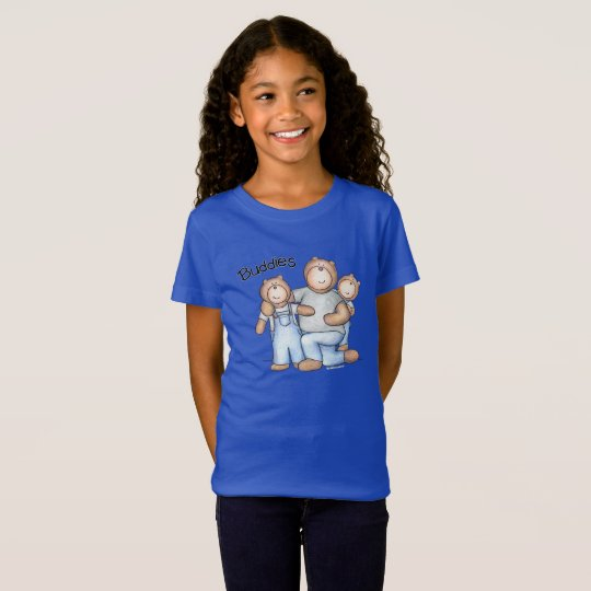 A fun shirt for siblings (or cousins) to