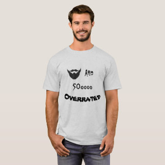 A fun way to be subtle & sexy about your beard ;) T-Shirt