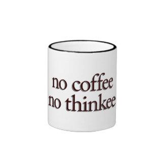 A funny coffee mug for work or home.