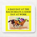 a funny horse player racing joke