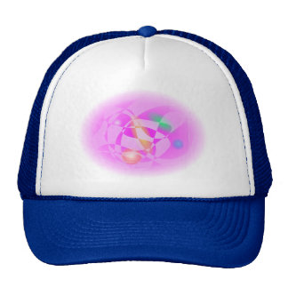 A Gallaxcy Trucker Hat