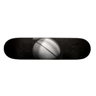 A Game of Basketball Custom Skate Board
