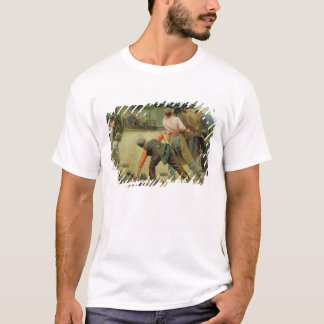 A Game of Bourles in Flanders, 1911 T-Shirt