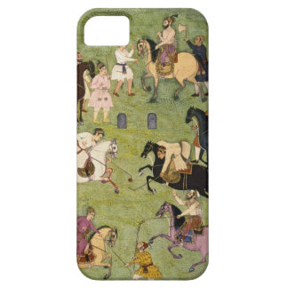 A Game of Polo, from the Large Clive Album iPhone 5 Case