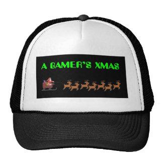 A Gamer's Xmas Cap
