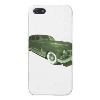 A gangsters Cadillac iPhone 5 Cases