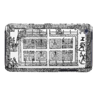 A Garden, from ' The Gardener's Labyrinth', 1577 ( Barely There iPod Covers