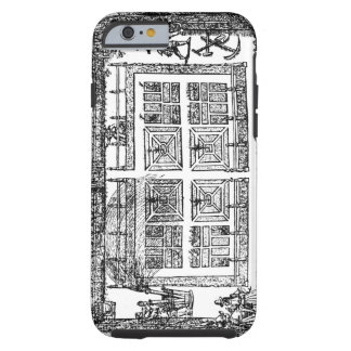 A Garden, from ' The Gardener's Labyrinth', 1577 ( Tough iPhone 6 Case