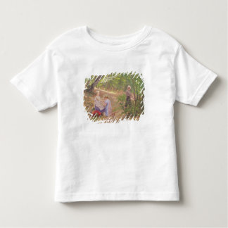 A Garland of Flowers, 19th century Toddler T-Shirt